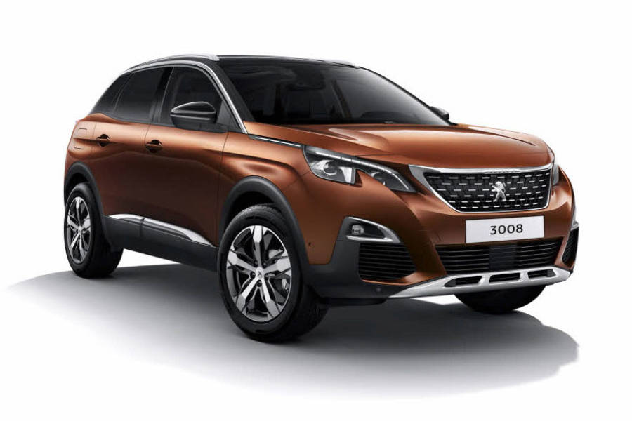 Peugeot 3008 for sale from Condor Self Drive