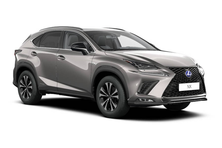 Lexus NX Estate for sale from Condor Self Drive
