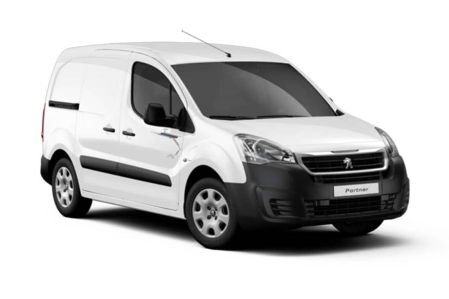 Peugeot Partner from Condor Self Drive