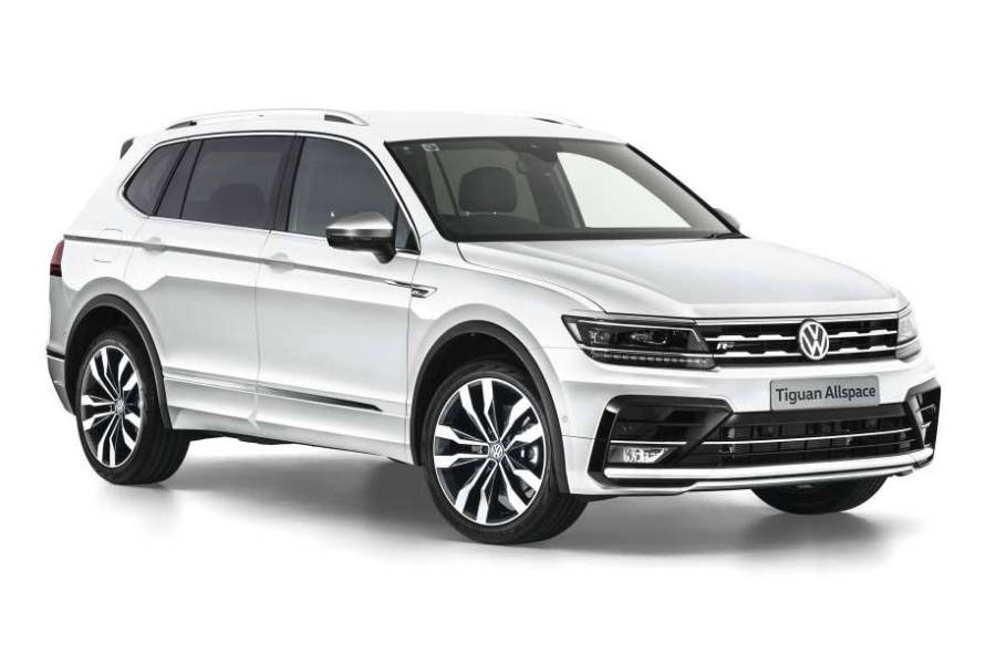 Volkswagen Tiguan for hire from Condor Self Drive
