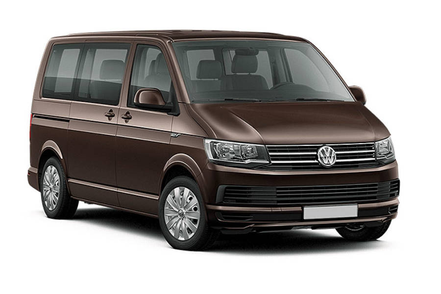 Volkswagen Transporter for hire from Condor Self Drive