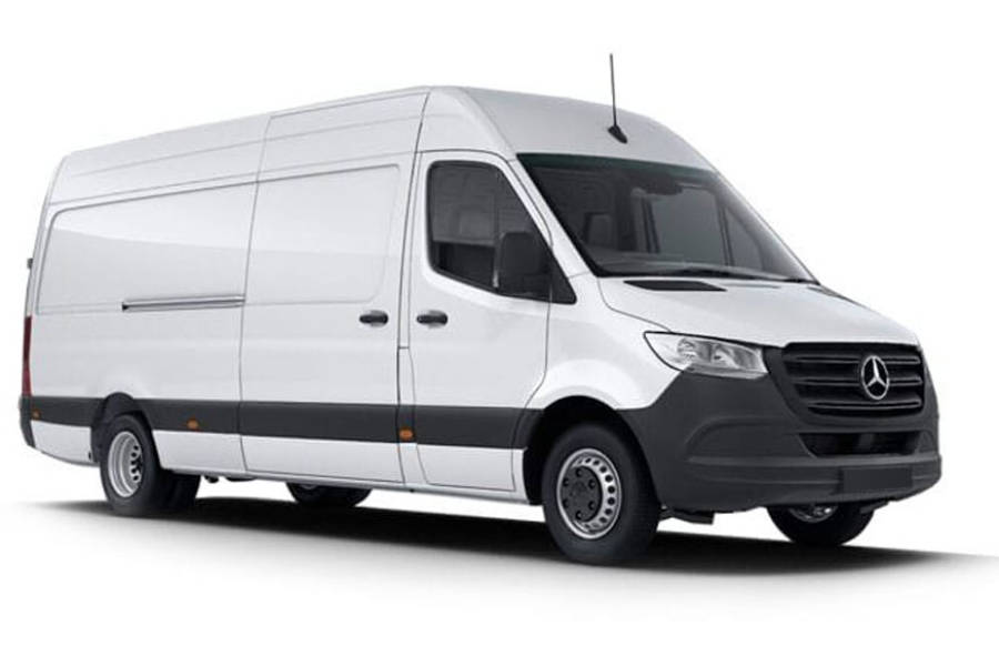 Mercedes Sprinter for sale from Condor Self Drive